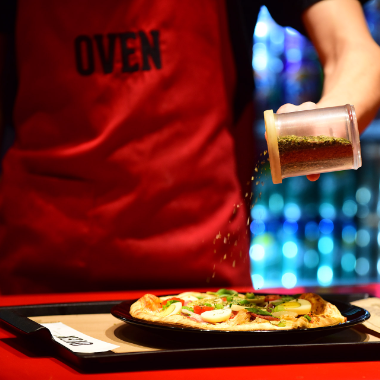 Oven Pizza Customizada Loja Parkshopping Barigui